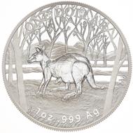One dollar coin 2016.