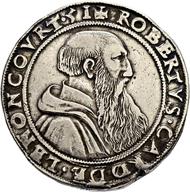 Los 1755: Frankreich, Lothringen. Robert de Lenoncourt, Taler 1551. Schätzpreis: 6.000 CHF / Erzielter Preis: 13.000 CHF (exkl. Aufgeld).