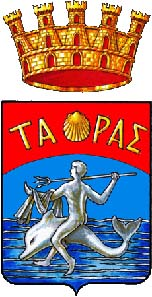 Wappen von Tarent. Quelle: Wikipedia.