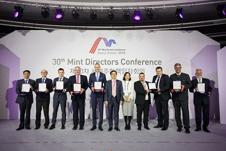 The winners of the MDC Coin Awards. Photo: MDC 2018