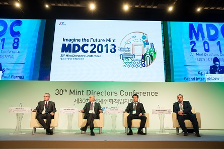 The presentation of the MDC's old and new guidelines. Photo: MDC 2018