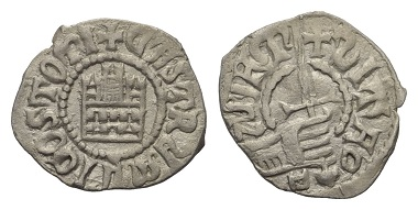 Lot 188: Licostomo (Genoese colony). Asper, 2nd half of 14th c.