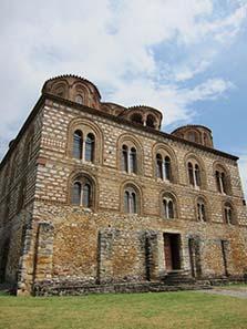 Die Metropolitankirche Panagia Parigoritissa. Foto: KW.