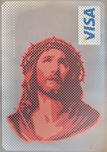 """GOD BLESS YOU [Jesus Visa]"" von Slava"