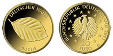 Deutschland - 20 Euro