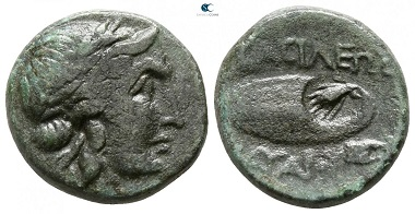 Kings of Thrace. Kavaros. Kabyle, 225-218 BC. very fine.