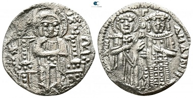 Andronicus III Paleologus. Basilikon, AD 1328-1341, Constantinople. very fine.