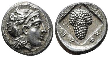 Lot 70: Cilicia. Soloi. Stater, circa 410-375. Rare. Good Extremely Fine. Starting bid: 1,500 GBP.
