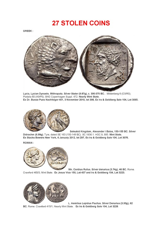 Diebstahl Wertvoller Münzen Aus Fedex Transporter Archiv Münzenwoche