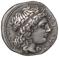 Bruttium (Kroton). Stater, ca. 340 v. Chr. KHM /Wien.