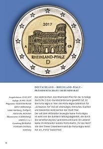 Die neue Broschüre listet alle aktuellen 2-Euro-Gedenkmünzen Europas ...