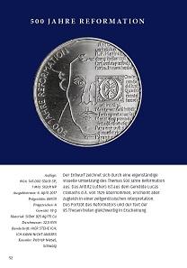 ... außerdem finden Sammler die deutschen 20-Euro-Gedenkmünzen ...