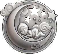Cook Islands / 5 Dollars / .999 Silber / 1 oz. / 38.61 mm / Mintage: 999.