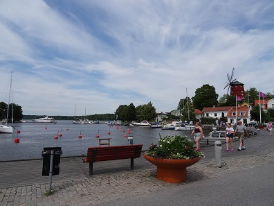 Today it is a tourist site like many others. Picture: KW.