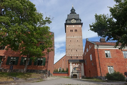 Strängnäs Cathedral. Picture: KW.