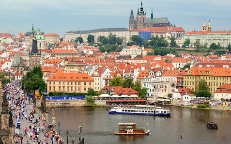 The IAPN chose the beautiful city of Prague as the location of its 66th Annual Congress. Image: Peter K. Burian, CC BY-SA 4.0.