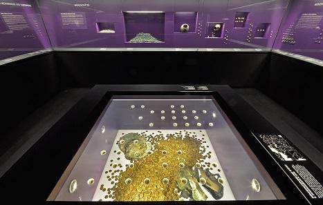 Blick in das Münzkabinett des Rheinischen Landesmuseums, Foto: GDKE – Rheinisches Landesmuseum Trier, Th. Zühmer.
