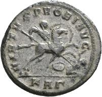 No. 1688. Probus, 276-282. Antoninianus, Serdica, fourth issue, 280. Very rare. Nearly extremely fine. Estimate: 500 euros.