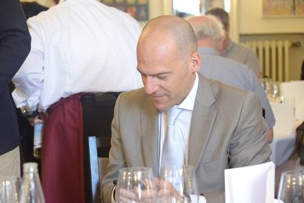 Frank Baldacci, der neue Präsident des VSBN.
