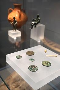 Exponate wie diese wurde aus insgesamt 18 europäischen Museen zusammengetragen. Foto: Olaf Ostermann.