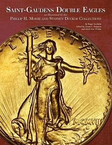 Roger Burdette, Saint-Gaudens Double Eagles. Heritage Auctions. 648 pp. 95 dollars.
