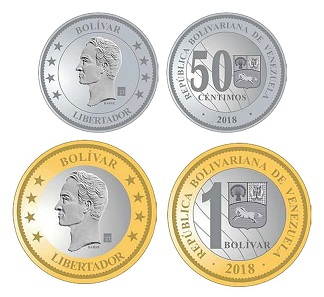 New Coins and Banknotes for Venezuela | CoinsWeekly