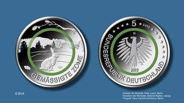 5-Euro-Münze 2018