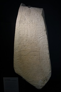 Stele of Ategua. Photo: KW.