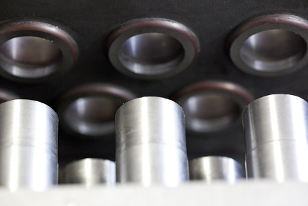 The punching tools are the core of the machine.