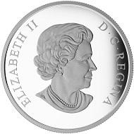 Canada / 20 dollars / silver .999 / 31.39 g / 38 mm / Design: Alexandra Lefort / Mintage: 5,500.