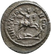 No. 1504. Quinarius, Rome, sixth issue, 281. From Jacquier auction 45. Rare. Very fine. Estimate: 200 euros.