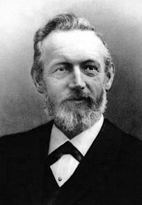 Der Schöpfer des ersten Schweizer Armeemessers: Karl Elsener.