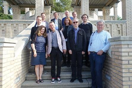 Die Teilnehmer des DAMIN-Kongresses. Foto: UK.