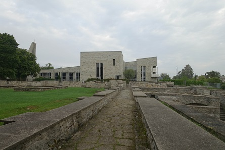 Lodging was provided at the monastery of the Bridgettine Order in Pirita, a few miles outside of Tallinn. Photo: UK.