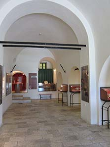 The Silver Museum. Photograph: KW.