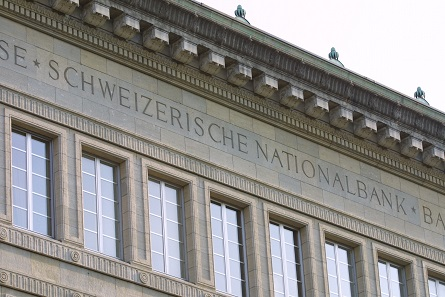 The SNB building in Zurich. Photo: SNB