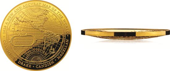 Australia / 100 dollars / gold .9999 / 1 oz / 38.51 mm / Mintage: 750.