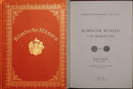 Los 258: Voetter,O (1903): Slg. Bachofen von Echt.