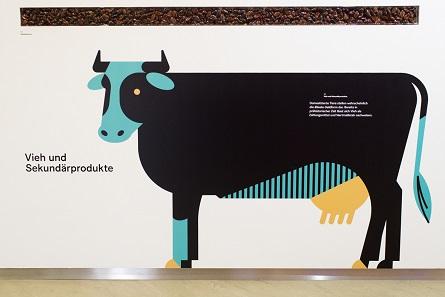 Symbolgrafik für den Tauschhandel Foto: OeNB © Michael Gruber. Foto: OeNB © Michael Gruber.