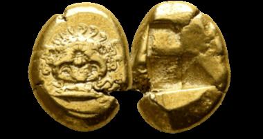 Mysia. Kyzikos. Electrum stater, circa 550-450 BC. very fine.