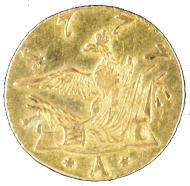Brandenburg-Preußen. Friedrich II. der Große. Friedrichs d'or 1777 A – Berlin. ss. Ausruf: 700 Euro.