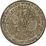"""Pfaffenfeindtaler"", 1622, Landesmuseum Württemberg."