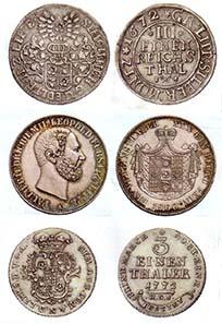 Ausgesprochen reizvoll ist es, jene Hinterlassenschaften lippischer Landesherrn zu betrachten, die wir eigentlich nur von ihren Geldstücken und Medaillen kennen.