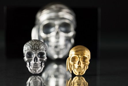 "The ""Skull"" series comes in several sizes."