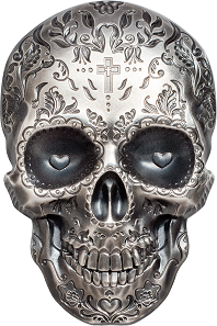 "The latest edition ""La Catrina Skull"" promises to be as much of a sales hit as"