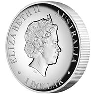 Australia - 1 AUD - 1oz 999 silver - 31.135 g - 32.6 mm - Mintage: 20.000 - Designer: Aleysha Howarth.