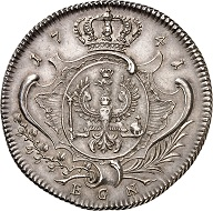 No. 1893. Prussia. Frederick II, 1740-1786. Taler 1741, Berlin. Extremely fine. Estimate: 5,000 euros.