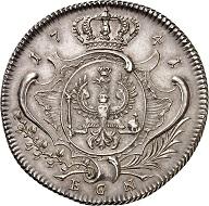 Nr. 1893. Preußen. Friedrich II., 1740-1786. Taler 1741, Berlin. Vorzüglich. Taxe: 5.000 Euro