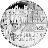 Italy / 5 euros / silver .925 / 18 g / 32 mm / Design: Maria Carmela Colaneri / Mintage: 4,000.