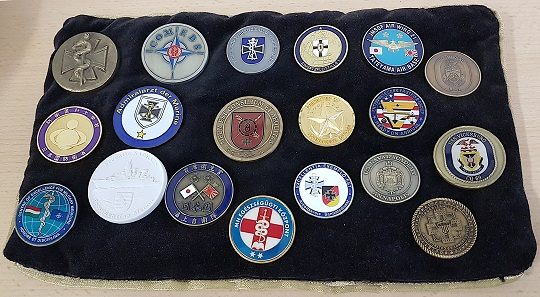 Challenge Coins – A Memento of Camaraderie | CoinsWeekly